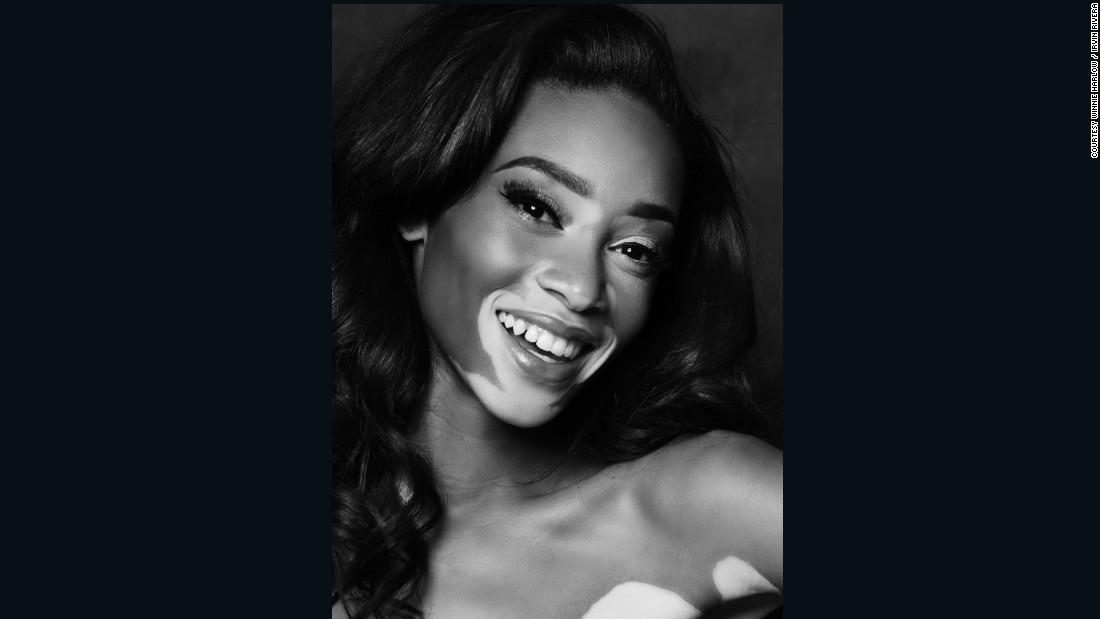 Black female model 2