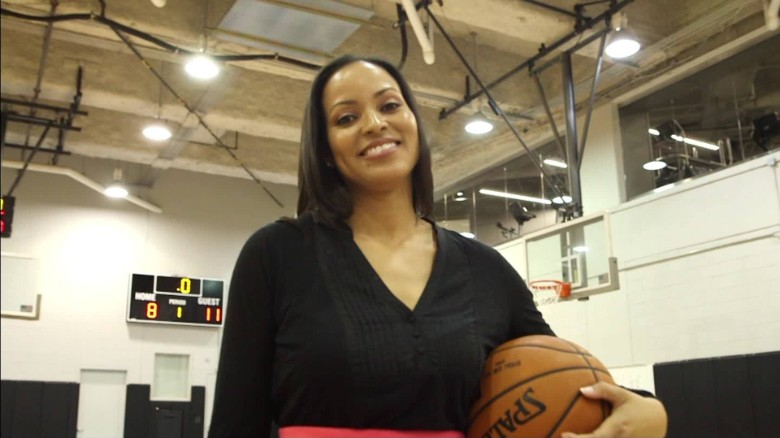 Stephanie Ready: First full-time female NBA analyst