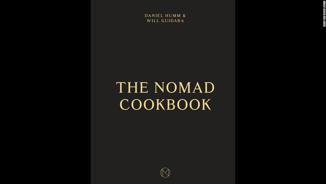 "Your resident foodies probably know world-renowned chef Daniel Humm for his cooking at Eleven Madison Park and the NoMad. They probably have Humm's books with business partner Will Guidara, ""Eleven Madison Park"" and ""I Love New York."" That's why it's time for ""The Nomad Cookbook."" ""Innovative food and drinks come together for one stylish and formidable gift,"" Wilson said."