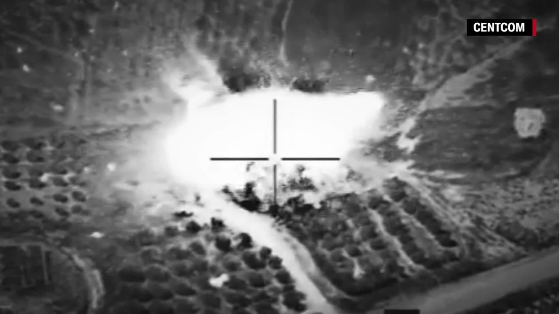 The U.S. is running out of bombs to drop on ISIS