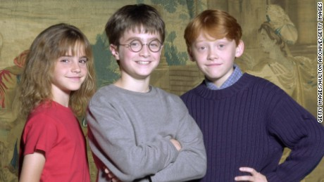 """Harry Potter"" actors have been among those to criticize Rowling."