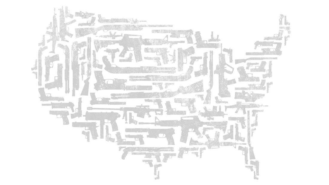 Mass Shootings In America Are A Serious Problem And These - A us map