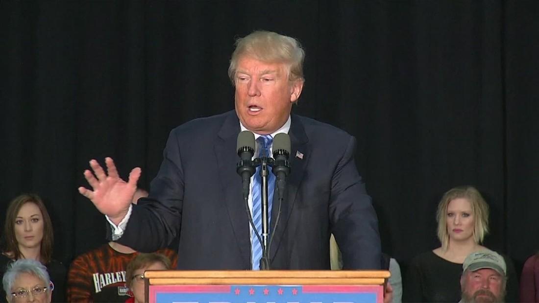 Trump: Reconsider fiancée visas