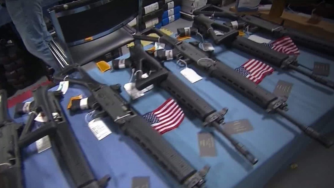 Connecticut gov bans gun sales to those on watch lists