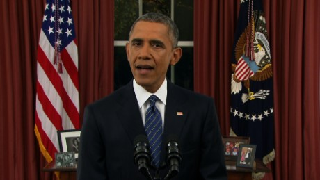 President Obama: 'Freedom is more powerful than fear'
