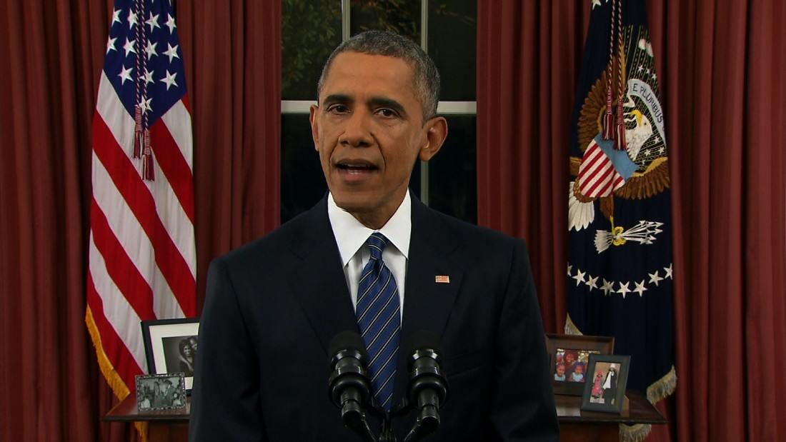 Obama: 'This was an act of terrorism'