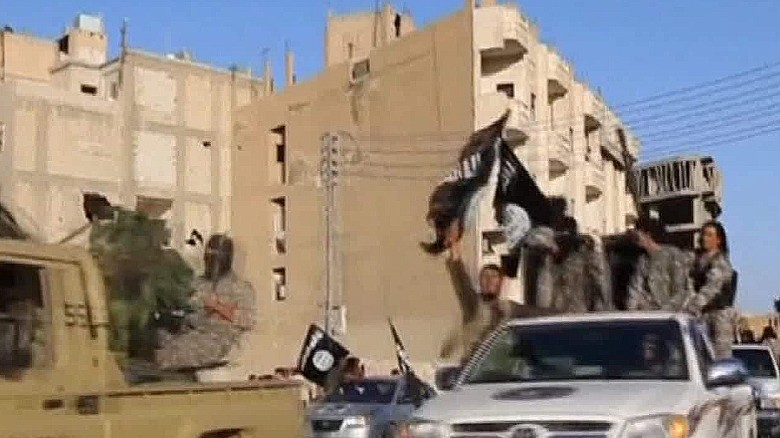Life under ISIS rule in Syria