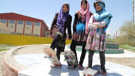 Skateistan uses skateboarding to engage underprivileged children with education.