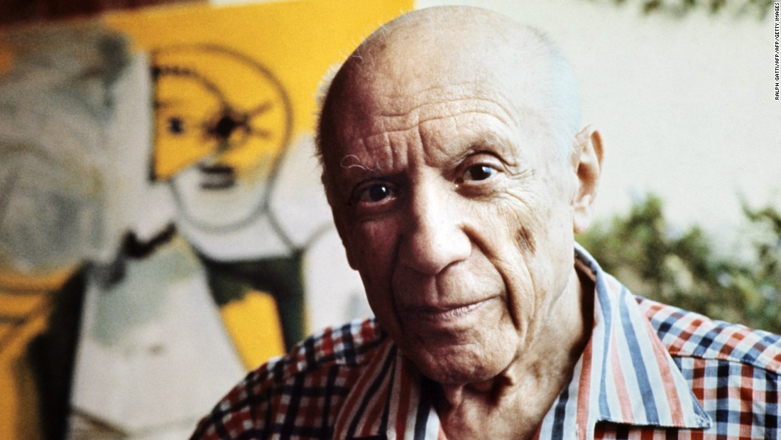 "Pablo Picasso was 68 when he fathered Paloma in 1949 with Françoise Gilot.  Picasso famously said: ""Every child is an artist. The problem is how to remain an artist once we grow up."""