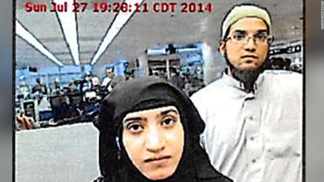 San Bernardino shooters were radicalized 'for quite some time,' FBI says