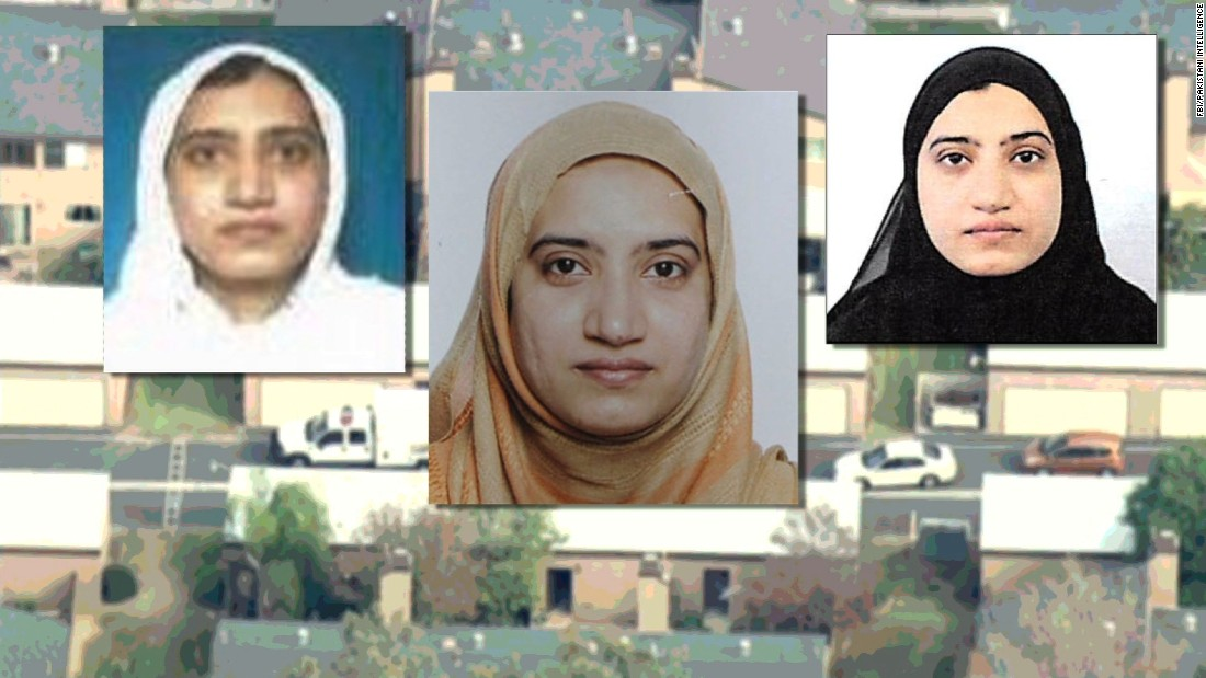 San Bernardino shooter Tashfeen Malik: Who was she?