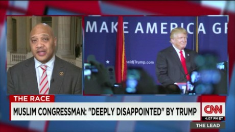 trump ban muslims andre carson reaction lead_00003120