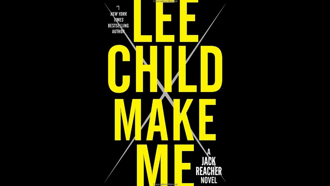 "In ""Make Me: A Jack Reacher Novel,"" Lee Child's famous character refuses to back off from a curious case when he could have simply walked away. Stephen King likes Child's character so much, he's joined Child on portions of his book tour. He even included the character's name in his own novel ""Under the Dome."""