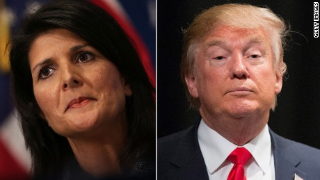 Nikki Haley response to Trump attack: 'Bless your heart'