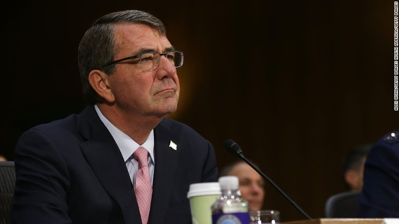 Defense Secretary: We have not contained ISIS