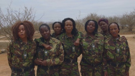 Meet the women protecting South Africa's wildlife