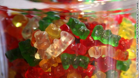 Sickened students suspect marijuana-laced gummy bears