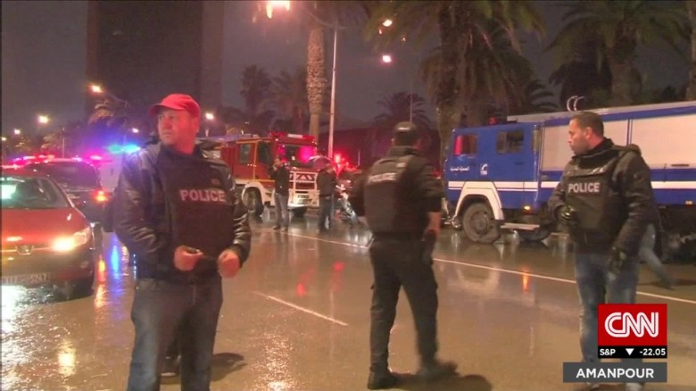 Tunisia's fight against terror