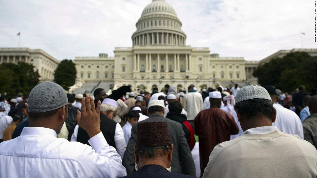 By 2040, Islam could be the second-largest religion in the US