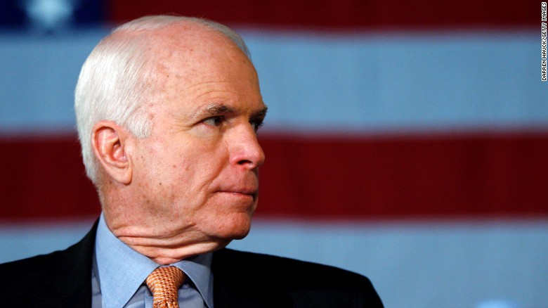 McCain: Cruz's eligibility is a 'legitimate question'