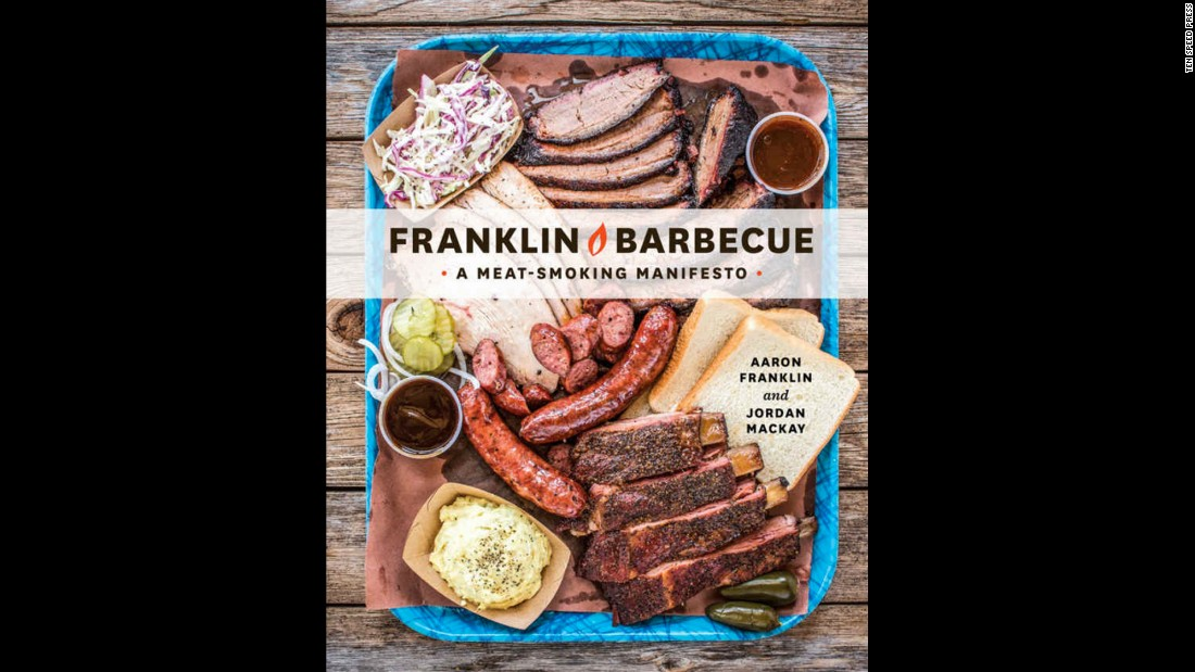 "Any serious griller will appreciate this <a href=""http://www.amazon.com/Franklin-Barbecue-Meat-Smoking-Manifesto-Aaron-ebook/dp/B00N6PFBDW"" target=""_blank"">barbecue guide by Aaron Franklin</a>, arguably the nation's most celebrated pitmaster and owner of Franklin Barbecue in Austin, Texas. Triumph at your next tailgate with Franklin's tips on customizing your smoker, creating perfect fires, sourcing top-quality meat and cooking  delicious barbecue."