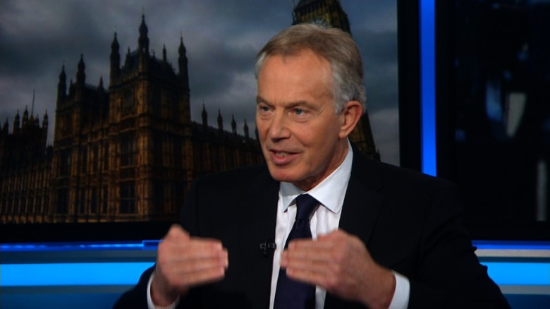Blair: We live with 'the pain' of Iraq, Afghanistan wars