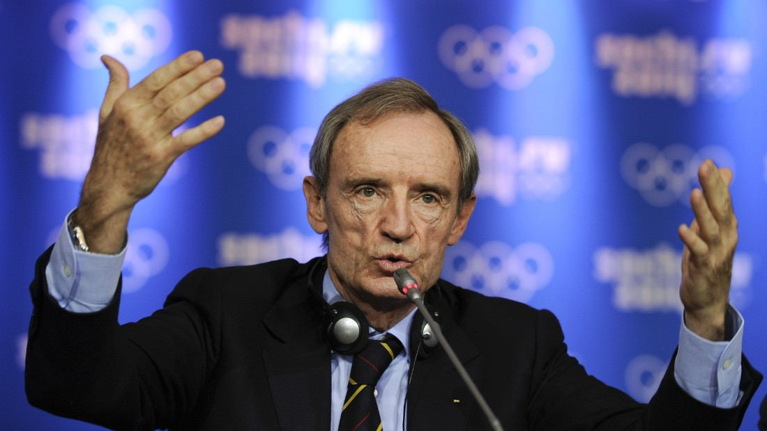 Triple Olympic skiing gold medalist Killy was the IOC's chief supervisor for Sochi in 2014 and would visit Russia to check on the progress of the Games' planning ahead of the start.