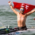Atlantic solo rowing race antonio de la rosa