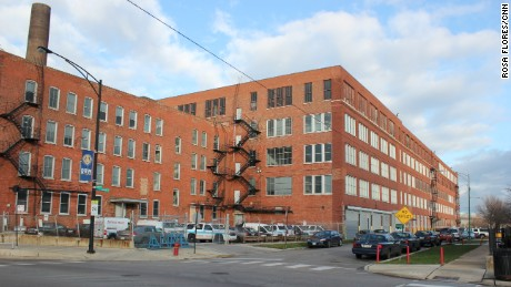 The Chicago Police Department's Homan Square facility
