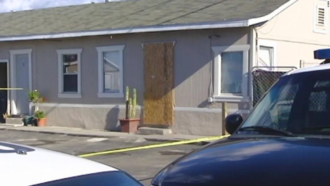Bodies of two children found in storage unit