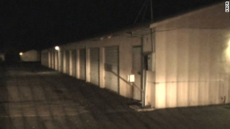 Police find bodies of two children in storage unit
