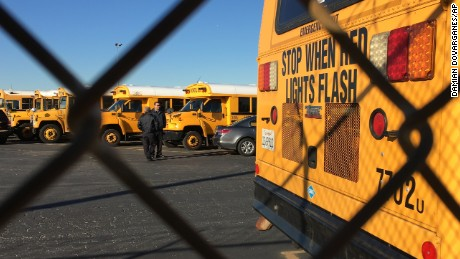 Did Los Angeles overreact to school threat?