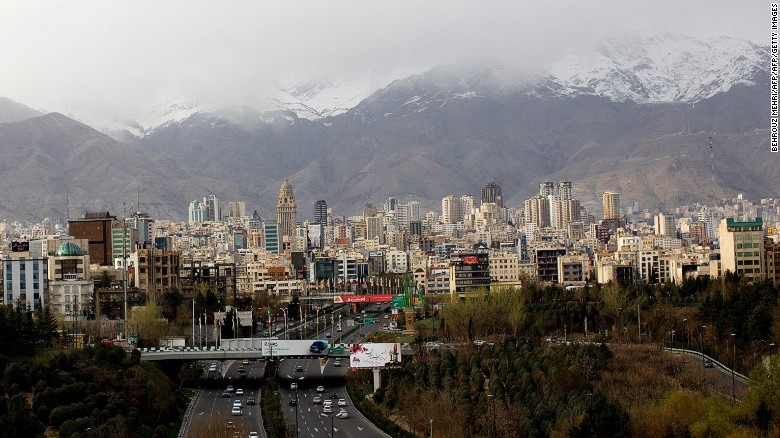 Tehran's architectural gems at risk of being swept aside