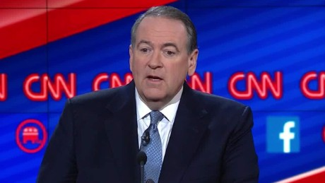 mike huckabee cnn gop debate introduction opening statement government trust 3_00000112.jpg