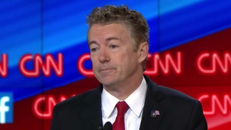 Rand Paul cnn gop debate opening statement terror 11_00000414