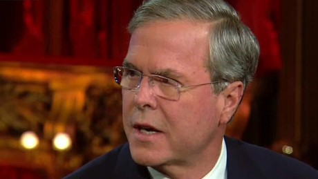 Gov. Jeb Bush: Trump's rhetoric is 'dog whistle talk'