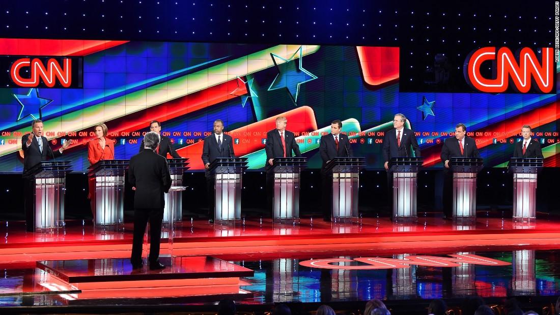 CNN Republican debate: Winners and losers