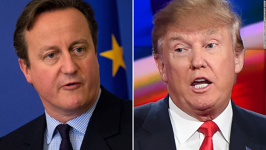 British lawmakers debate banning Donald Trump from UK for 'hate speech'