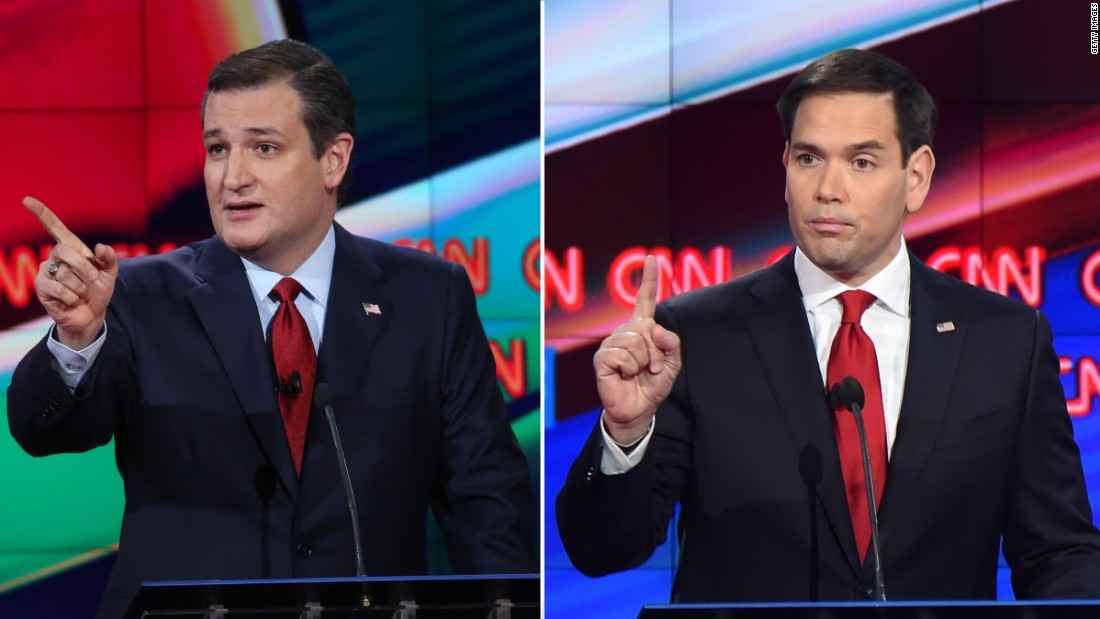 GOP rivals: Rubio's boots were made for talking