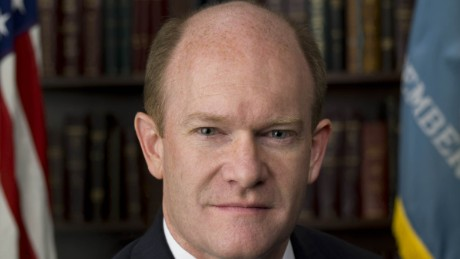 Coons: North Korea developments 'gravely concerning'