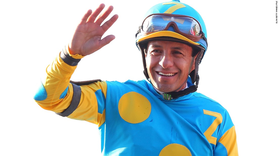 """The biggest challenge out of the three was the Kentucky Derby,"" Espinoza explains. ""After that, you don't know how excited I was because I knew I had a Triple Crown winner. I mean, a lot of things can go wrong, but a lot of things can go right!"" They did."