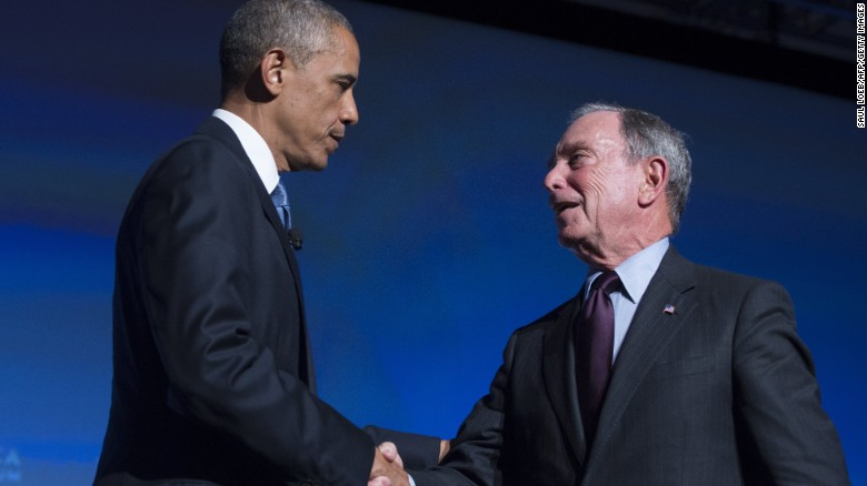 Will Mike Bloomberg run as a third-party candidate?