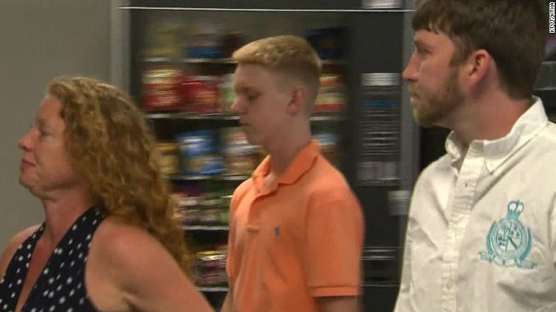 Ethan Couch Of Affluenza Fame Missing From Probation Cnn