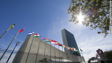 Global leaders at UN tackle world's worst to-do list