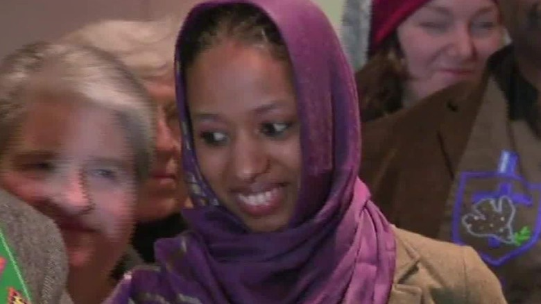 Christian college puts professor who wore hijab on leave