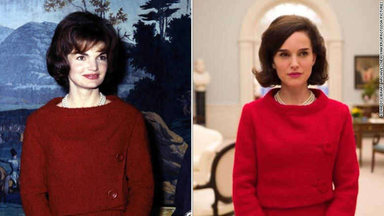 How the stars of 'Jackie' prepared for their roles