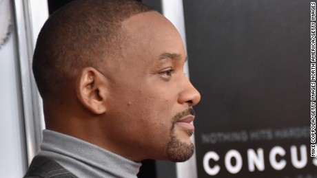 Will Smith: Movie 'Concussion' touches raw nerve for NFL