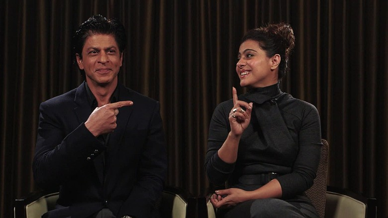 The on-set secrets of Bollywood's golden couple