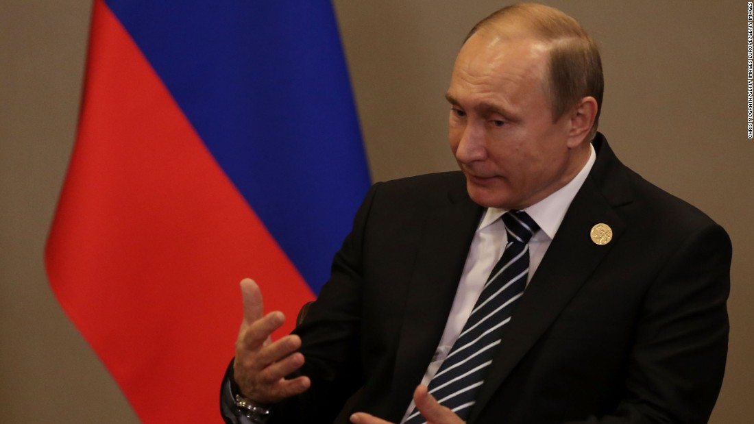 Putin: 'If necessary, we will use' advanced military capability in Syria