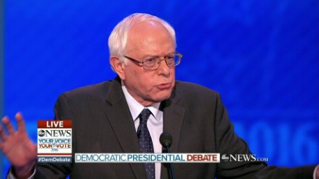 abc news democratic debate bernie sanders data breach sot_00003620